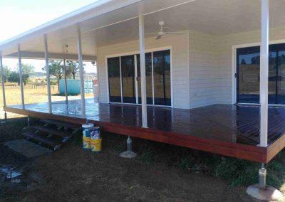 External Gallery 02 - Pole Custom Homes Builders Toowoomba Warwick QLD
