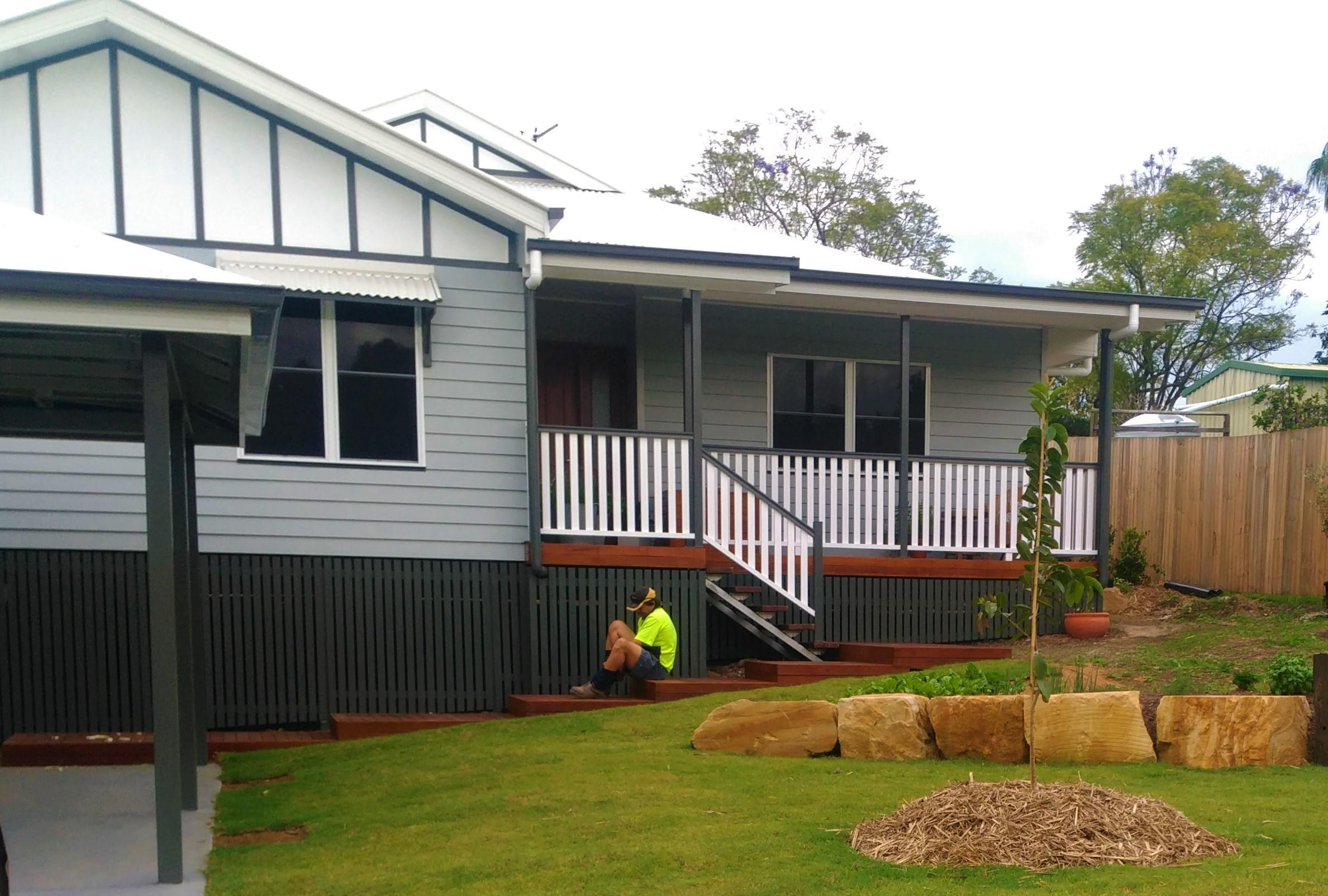 Bungalow Weatherboard Homes