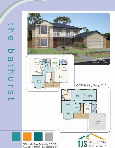 The Bathurst - TJS Building 4 Bedroom Homes