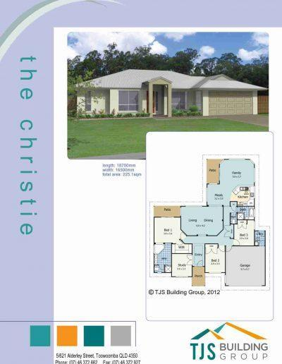 The Christie - TJS Building 3 Bedroom Homes