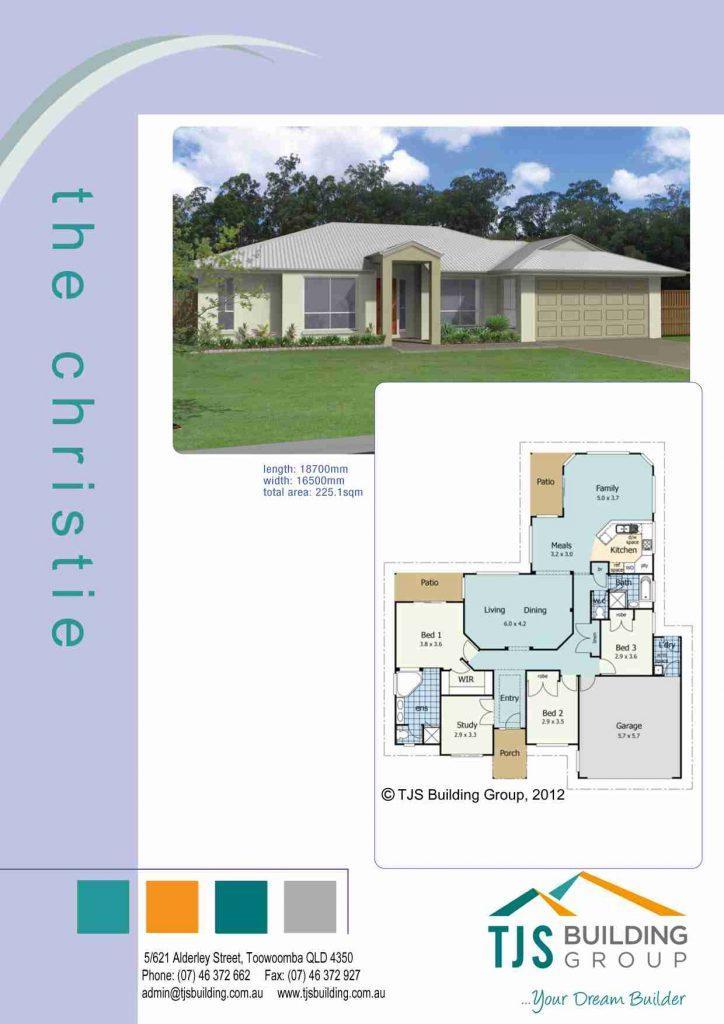 The Christie - TJS Building 3 Bedroom Homes