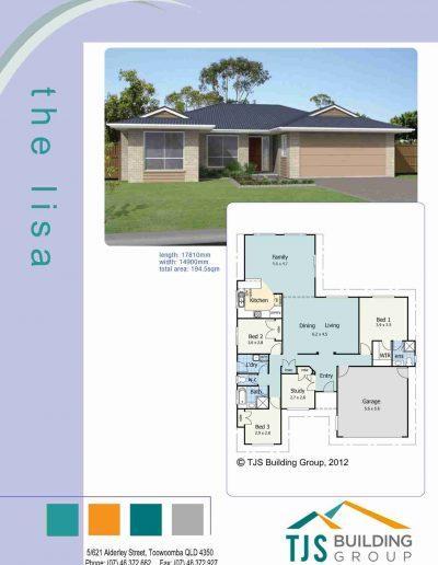 The Lisa - TJS Building 3 Bedroom Homes