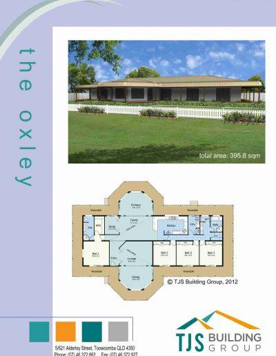 The Oxley - TJS Building 4 Bedroom Homes