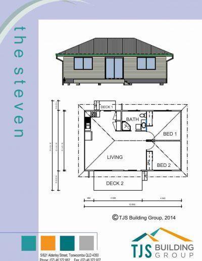 The Steven - TJS Building 2 Bedroom Homes