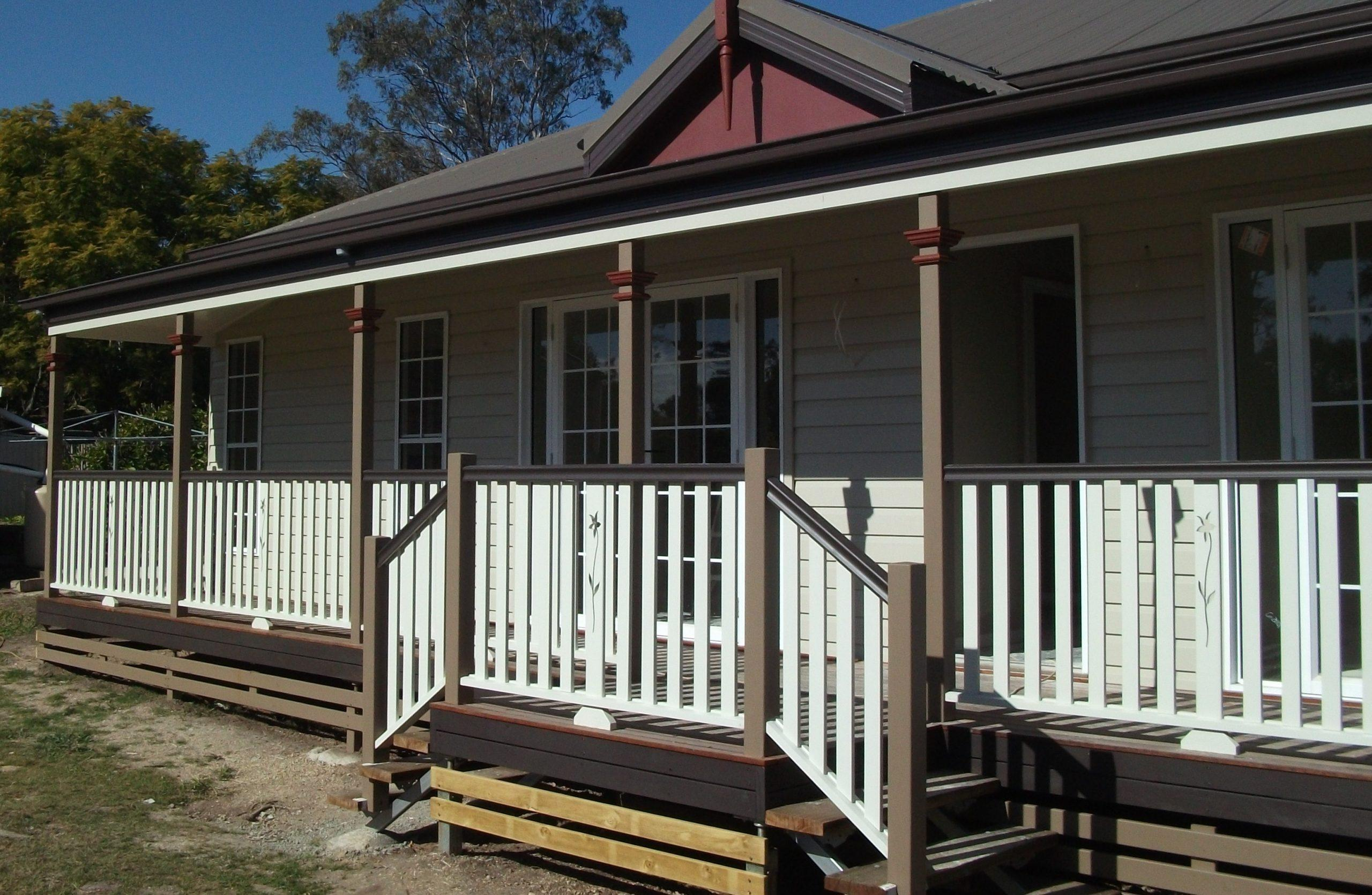 Federation-Style Weatherboard Homes