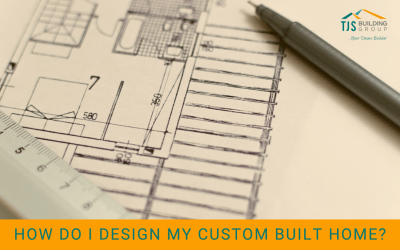 How do I design my custom-built home?