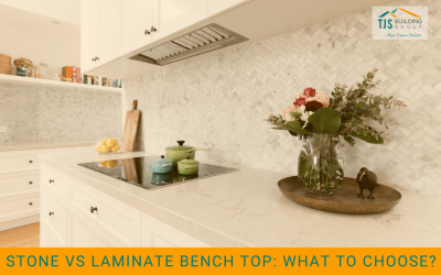 Stone vs Laminate Bench Top: What to choose?