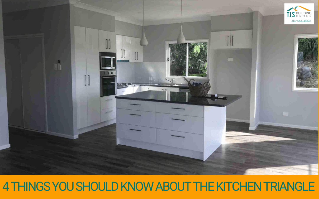 4 Things You Should Know About The Kitchen Triangle