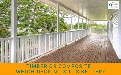 Timber or Composite: Which suits your deck better?