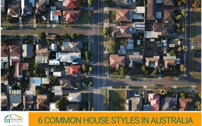 6 Common House Styles in Australia